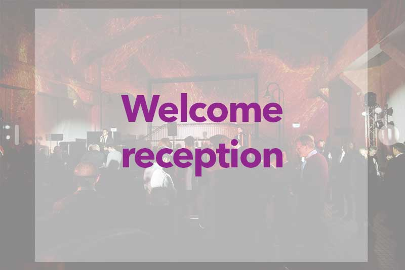 Welcome Reception